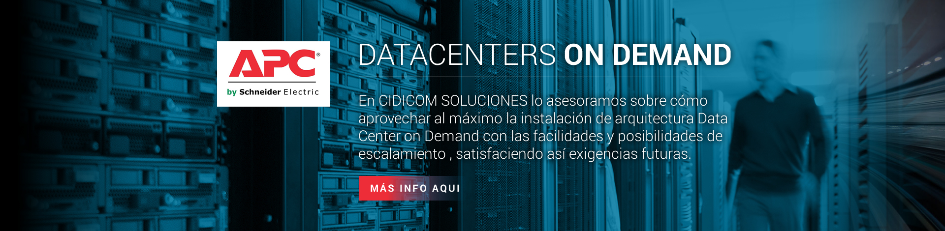 Datacenters ON DEMAND